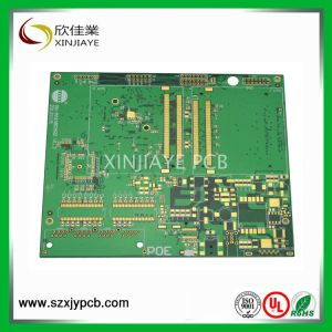 Tablet PCB with Green Solder Mask pictures & photos
