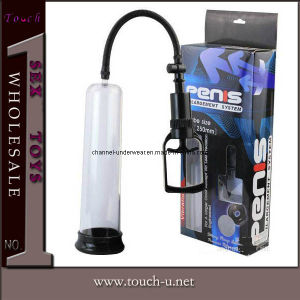Hottest Electronic Male Sex Enhancement Penis Pump (TYLG015) pictures & photos