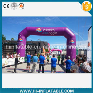 Custom Made Inflatable Events Arch, Inflatable Advertising Arch, Inflatable Sports Arch No. Arh12306 for Sale