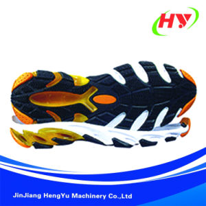 Electricity Hydraulic Pressing Rubber Soles Machine pictures & photos