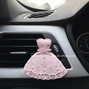 Customized Scented Ceramic Wedding Car Air Freshener (AM-24)