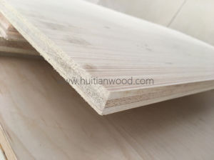 Natural White Birch Veneered Plywood with Thick Core