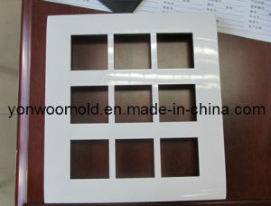 Precision Mold for Nine-Hole Electronic Switch