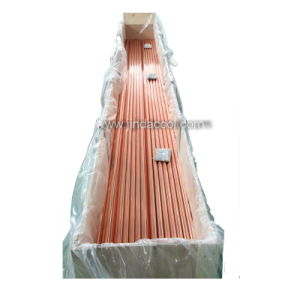 Refrigeration Copper Tube Copper Pipe pictures & photos