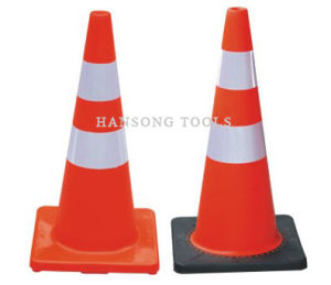 PVC Traffic Cone (SZ-012) pictures & photos