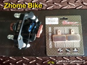 Bicycle Parts/Mechanic Disc Brake Caliper, Rotor (120/140/160/180/203mm) and Pad