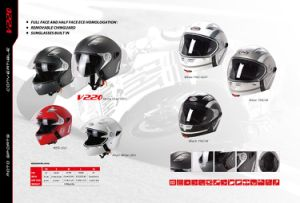 Helmet Open Face, China Top Quality, ECE, DOT