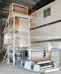 LDPE High-Speed Film Blown Machine for Agriculture Film pictures & photos