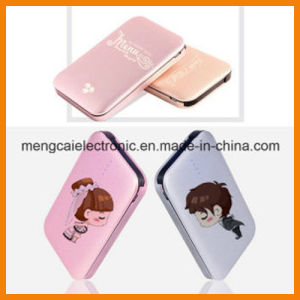 Mobile Phone Use 5000mA Free Sample in Stock Quick Delivery Promotional Fast Recharge Power Bank for iPhone and Android