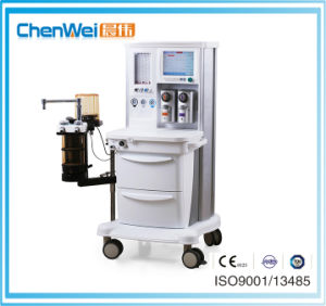 Hospital Used Exeelent Performance Anesthesia Machine (CWM-301D) pictures & photos