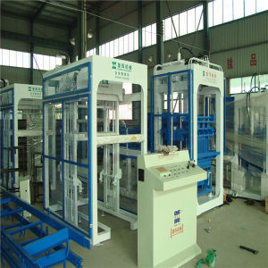 Automatic Concrete Hollow Block Machine (XH08-15)