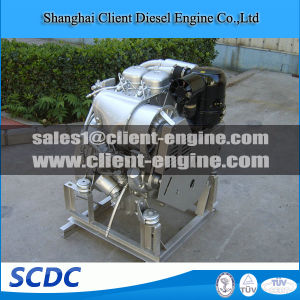 High Quality Air-Cooling Engine Deutz F2l912 Diesel Engines pictures & photos