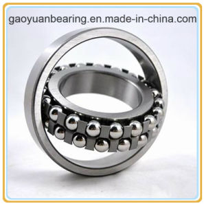 China Hot-Sale High Precision Self-Aligning Ball Ceramic Bearing pictures & photos