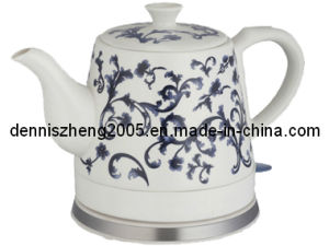 Cordless Electric Ceramic Water Kettle Boiler