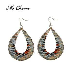 Personalized Silver-Tone Large Water Drop Alloy Casting Earrings Imitation Jewelry  sc 1 st  Qingdao Cross-border New Fashion Trade Co. Ltd. & China Personalized Silver-Tone Large Water Drop Alloy Casting ...
