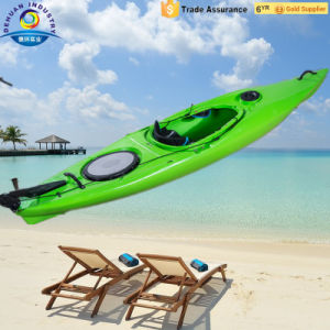 Ocean Kayak with Flush Rod Holder