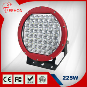 225W 10 Inch LED Work Light pictures & photos