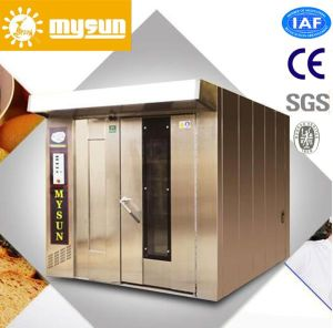 Bread Usage Electric Rotary Oven 100kg Capacity Ce Approved