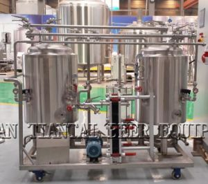 China Homemade Beer Brewing Equipment