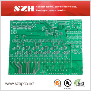 PCB with Fr4 Lead Free White Legend HASL Surface Finish pictures & photos