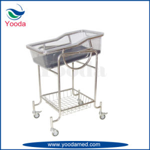 Quality Stainless Steel Medical Infant Bed pictures & photos