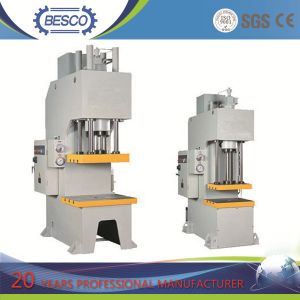 C Type Hydraulic Press, C Frame Hydraulic Press, Hydraulic Press Machinery pictures & photos