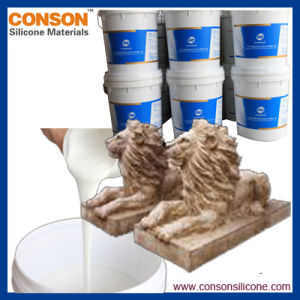 RTV Liquid Mold Making Silicone Rubber for Artificial Stone Casting (CSN-8730SE)