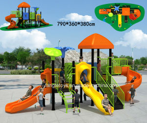 Outdoor Commercial Playground Equipment FF-PP206