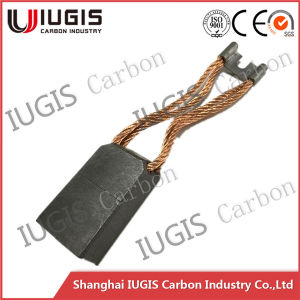 J201 Carbon Brush for Electric Welding Machine 15*25*40mm pictures & photos