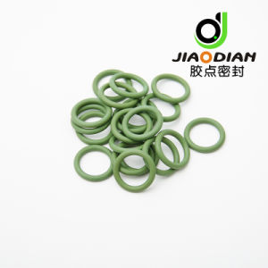 Rubber Seal Ring in Green HNBR/FKM O-Ring