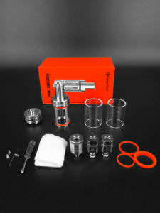 Electronic Cigarette Pyrex Tube Clearomizer Subtank Mini