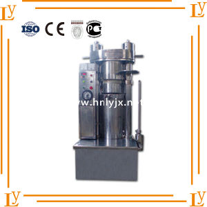 Soybean, Peanut, Sunflower, Bean Hydraulic Oil Press Machine pictures & photos