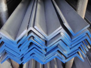 Production and Export Customed Angle Steel pictures & photos