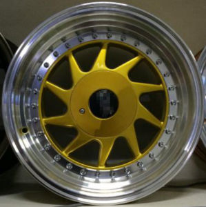 2014 New Fashion Shinning Chrome Car Alloy Wheels Rims pictures & photos