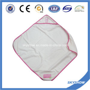 Embroidery Hooded Baby Towel (SST1060) pictures & photos