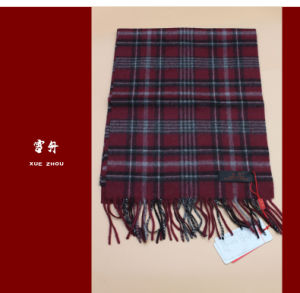 2122 -100% Cashmere / Yak / Wool / Knitted Wool Hight Quality Scarves for Man pictures & photos