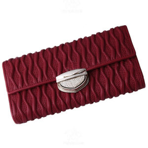 2016 New Trendy Fashion Style Formal Women Bag Designer Handbags Evening Bags Clutch Bag (LDO-160966) pictures & photos