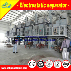 Electrostatic Separator for Zircon Ore Mining, Tin Ore Mining pictures & photos