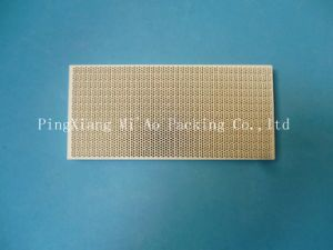 Infrared Ceramic Plate with Holds for Natural Gas Portable Heater