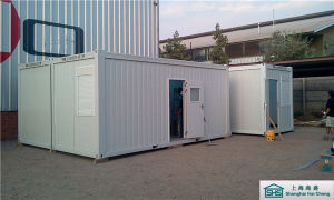 Customized Office Container with International Standard (shs-fp-office127) pictures & photos