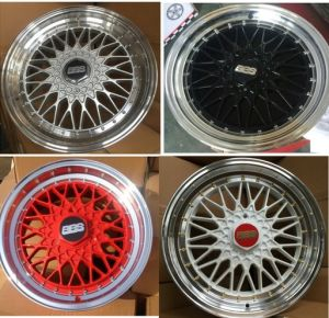 BBS RS and Volk Te 37 Wheels pictures & photos