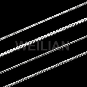 925 Pure Silver Chain, Silver Necklace pictures & photos