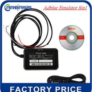 2015 Professional Truck Adblue Emulator 8-in-1 with Programing Adapter Adblue Emulator 8in1 for Multi-Brand