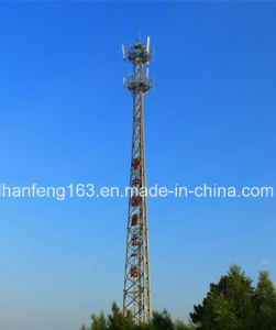 Telecom Steel Tower (communication tower) pictures & photos
