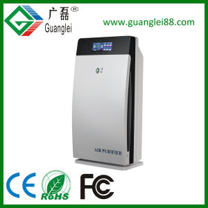 9 Stages Purification System Air Purifier with Ozone Negative Ion