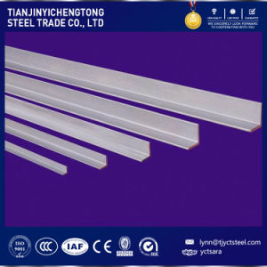 DIN 316L Stainless Steel Angle Bar pictures & photos