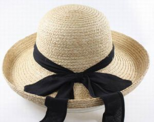 fashion lady straw hat pictures & photos