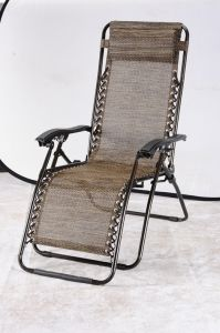 Textilene Folding Chair/ Deck Chair pictures & photos