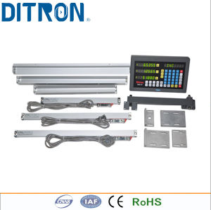 Multi-Function 2 Axis Dro for Milling, Grinding, Lathe Machine (D60-2V)