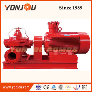 High Flow Double Suction Horizontal Centrifugal Pump pictures & photos